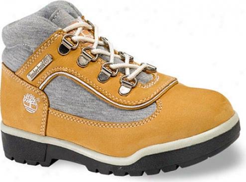 Timberland Surface Boot Leather/fabric (infants') - Wheat Nubuck