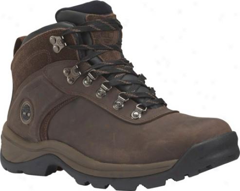 Timberland Flume Mid Waterproof Boot (men's) - Dark Brown