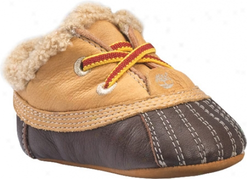 Timberland Mallard Cribbie (infants') - Wheat Nubuck