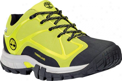 Timberland Radler Trail Low Lite (men's) - Lime Green Air Mesh/synthetic
