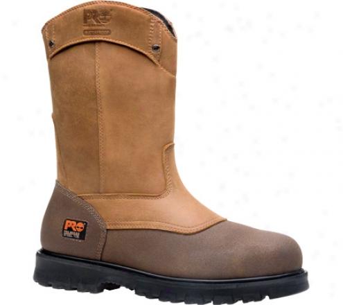 Timberland Rigmaster Waterproof Steel Toe Wellington (men's) - Wheat Bandit Leather