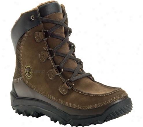 Timberland Rime Ridge Hp Waterproof Boot Premium (men's) - Dark Brown Nubuck