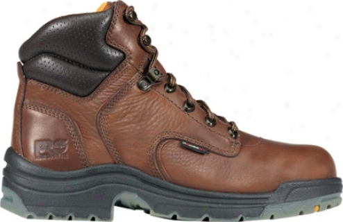Timberland Titan Safety Toe (women's) - Coffee Entire extent Grain Leather