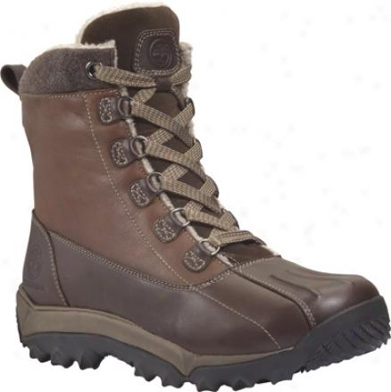Timberland Woodbury Leather Waterproof Boot (men's) - Brown