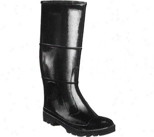 """""""tingley 15"""""""" Economy Pvc Knee Boot (men's) - Black"""""""