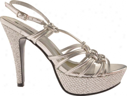 Touch Ups Cassidy (women's) - Silver Metallic