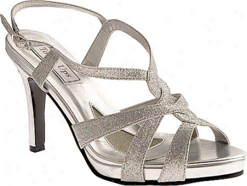 Touch Ups Dina (women's) - Silver Glitter/metallic