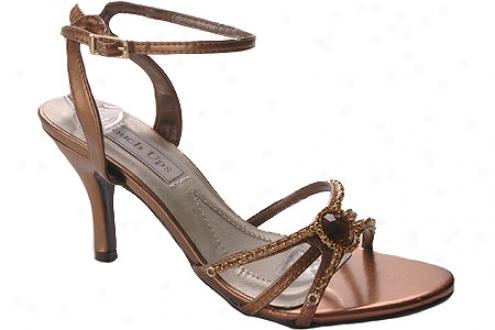 Touch Ups Jillian (women's) - Bronze Metallic