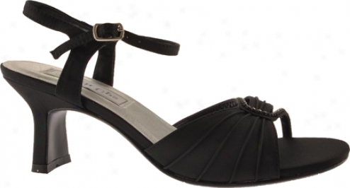 T0uch Ups Lana (women's) - Black Satin