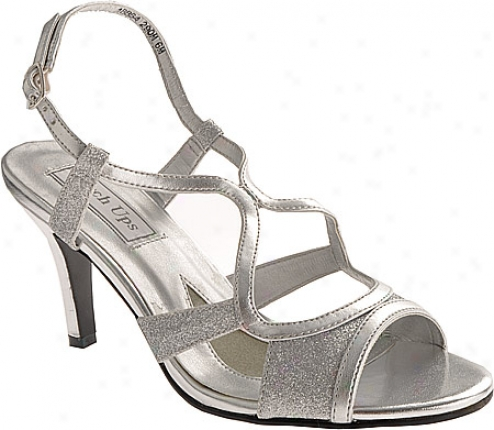 Touch Ups Renee (women's) - Silver Metallic/glitter