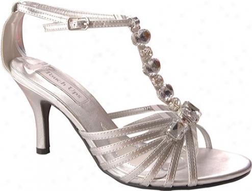 Touch Ups Tabitha (women's) - Silver Metallic
