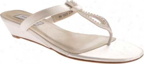Touch Ups Venus Ii (women's) - White Satin