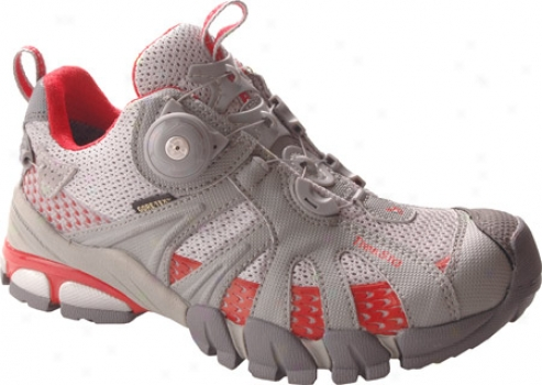 Treksta Kobra Trail Messenger (women's) - Gray/red
