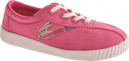 Tretorn Nylite Nylon (infants') - Hot Pink