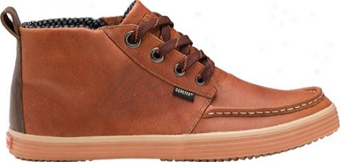 Tretorn Obo Gtx Leather (men's) - Brown