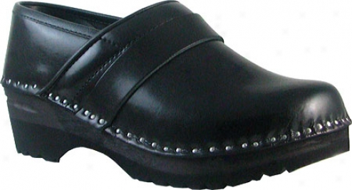Troentorp Bastad Clogs 5 Star Professional (men's) - Black