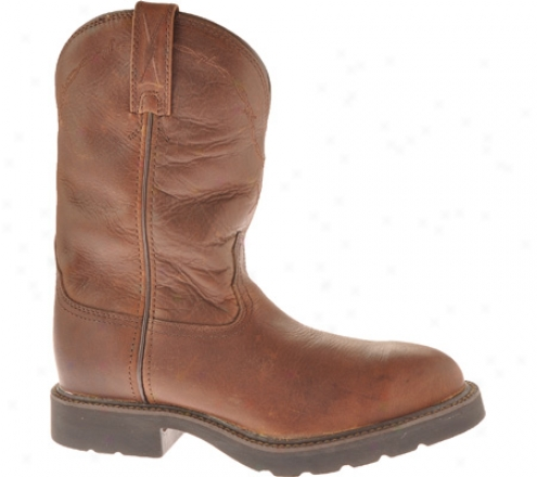 Twisted X Boots Msp0004 (men's) - Oiled Brown/brown L3ather