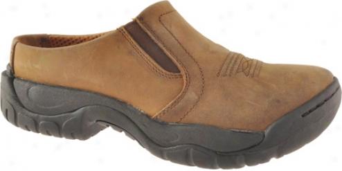 Twisted X Boots Wam0001 (women's) - Distressed Saddle/saddle Leather