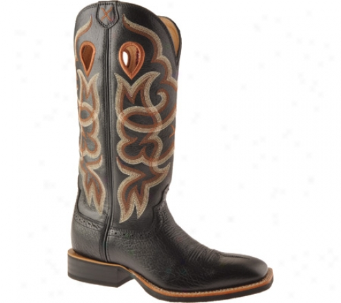Twisted X Boots Wrs0006 (women's) - Mourning Leather