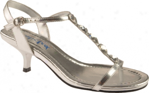 Unlisted By Kenneth Cole Kind Care (women's) - Silver Metallic Pu