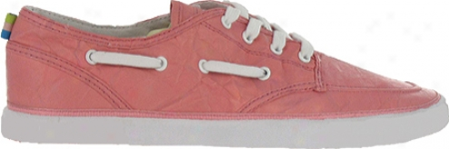 Unstitched Utilities On Deck (women's) - Pink