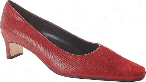 Vaneli Acorn (women's) - Cranberry Lorenze