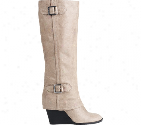 Vince Camuto Autumn (wimen's) - Taupe Brown Sikk Goat
