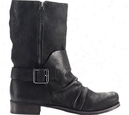 Vince Camuto Shada (women's) - Black Silk Goat