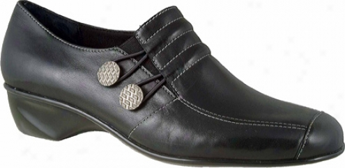 Walking Cradles Caprice (women's) - Mourning Leather