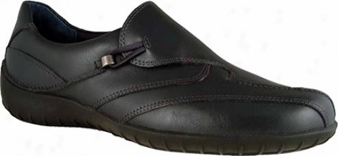 Walking Cradles Cassie (women's) - Black Leather