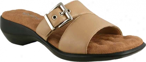 Walking Cradles Sunsihne (women's) - Beige Leather