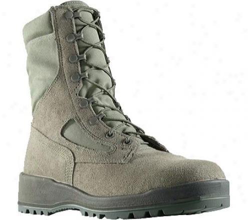 Wellco Hot Weather Steel Toe Combat Boot (women's) - Sage