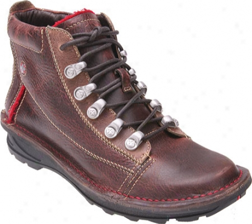 Wenger Swiss Army Tyrolean Lady Lace 2 (women's) - Brown