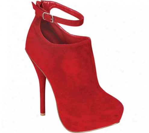 Westbuitti Brisa 6 (women's) - Red