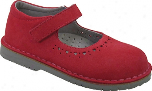Willits Barbara (infant Gurls') - Fuchsia Nubuck