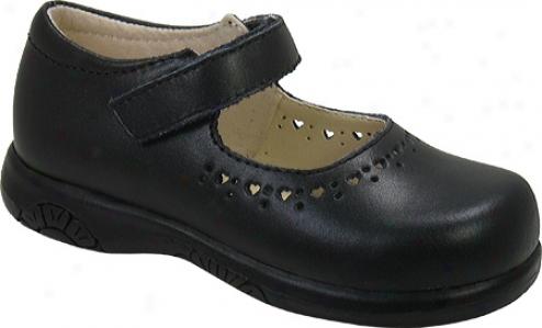 Willits Brenda (infant Girls') - Black Leather