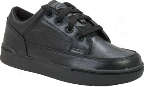 Willits Everest Ii (boys') - Black Leather