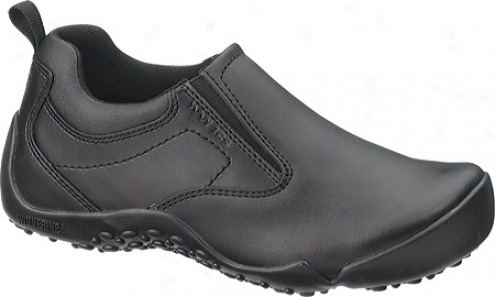 Wolverine Aurora Ics Slip Resistan tSlip-on (women's) - Black