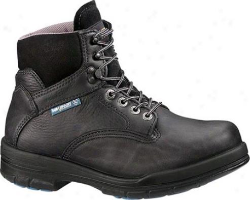 """wolverine Durashock Sr Boot 6"""" (men's) - Black"""