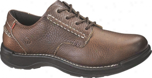 Wolverine Hickory Oxford (men's) - Brown