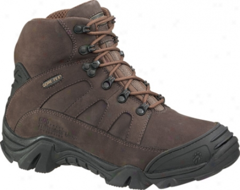 Wolverine Ridgeline Lo Insulated Gore Tex All Leather (men's) - Brown Waterproof Leather