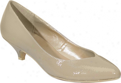 Xoxo City (women's) - Taupe Patent