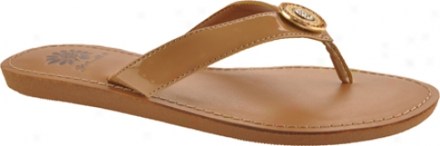 Yellow Box Beholder (women's) - Convert into leather