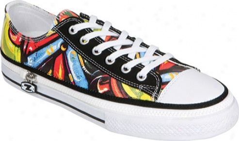 Zipz Grafeettii Lotop Pair With Extra Covers - Multicolored