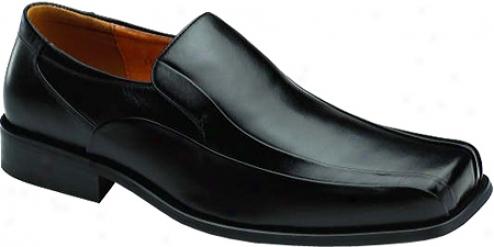 Zota 00202 (men's) - Black Leather