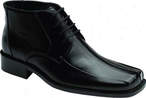 Zota 3301 (men's) - Black Leather