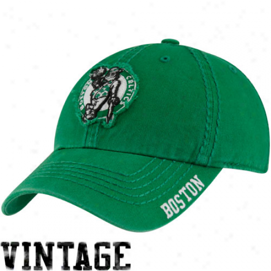'47 Brand Boston Celtics Kelly Green Winthrop Flex Hat
