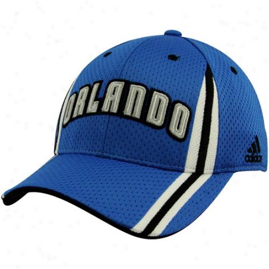 Adidas Orlando Magic Royal Blue Swintman Flex Hat