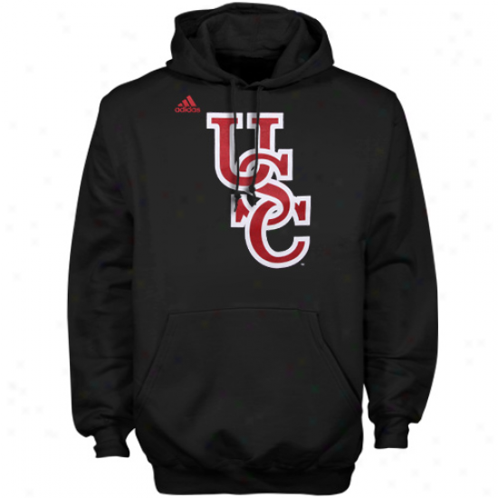 Adidas South Carolina Gamscocks Black Second Best Hoodie Sweatshirt
