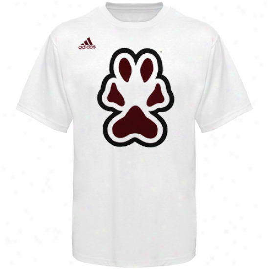 Adidas Southern Illinois Salukis Second Best T-shirt - White